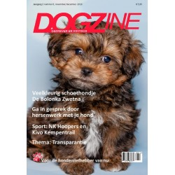 Dogzine jaargang 2 nummer 6 (november/december)