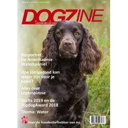 Dogzine jaargang 3 nummer 3 (mei/juni 2019)
